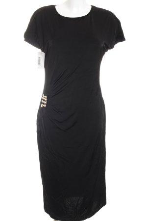 CLASS roberto cavalli Abendkleid schwarz Elegant
