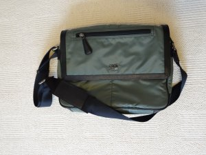CLASS Roberto Cavalli Messenger Bag - dark green
