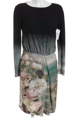 CLASS roberto cavalli Midikleid florales Muster Casual-Look