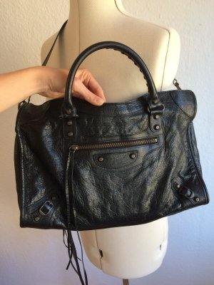 Balenciaga Shoulder Bag black