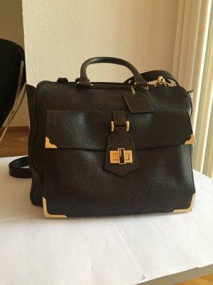 Classic Fendi No 3 Leather Shopper