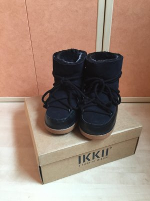 Classic IKKII Boots, schwarz