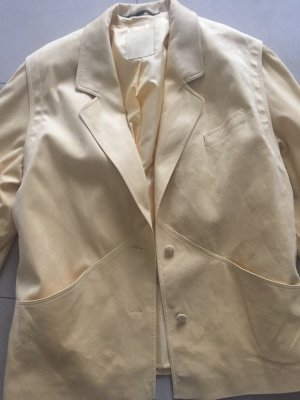 Classic Skinet de Luxe blazer, hellgelb, Gr. 48