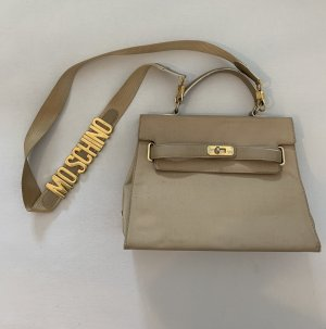 Classical beige Vintage Moschino
