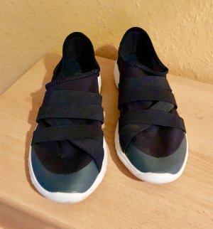 Slip-on Sneakers dark blue