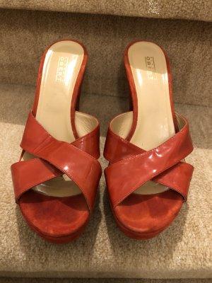 Claudia Obert Sandalen high heels Größe 38