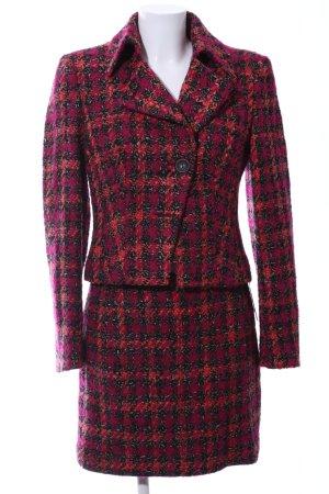 Claudia Sträter Ladies' Suit check pattern elegant
