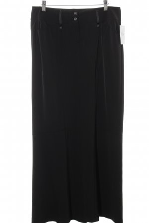 Claudia Sträter Maxi Skirt black business style