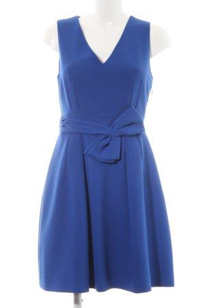 Claudie Pierlot A-Linien Kleid blau Elegant