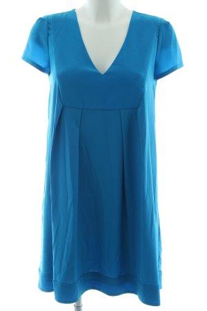Claudie Pierlot A-Linien Kleid blau Casual-Look