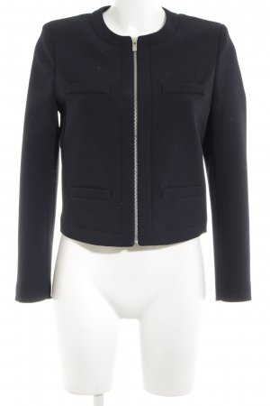 Claudie Pierlot Kurzjacke schwarz Business-Look