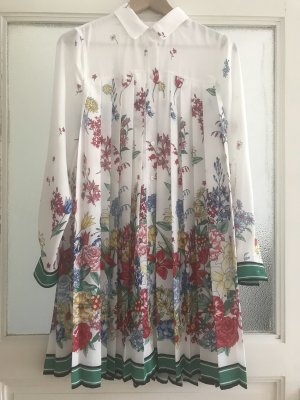 Claudie Pierlot Robe chemise multicolore