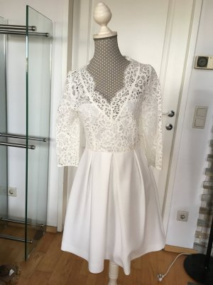 Claudie Pierlot Lace Dress white