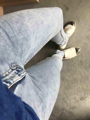 Claudie Pierlot Peg Top Trousers azure