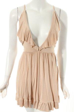 Clayton Trägerkleid nude Beach-Look