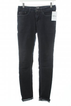CLD Stretch Jeans dunkelblau Casual-Look