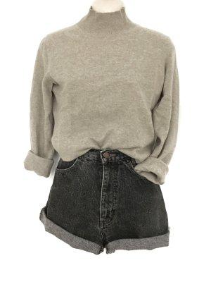 Clean Chic 100% Kaschmir Cashmere Pullover Rollkragen Pulli Blogger Cozy