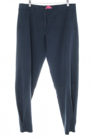 Clemens en August Marlene Trousers dark blue dandy style