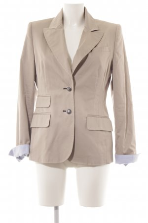 Clément Short Blazer oatmeal casual look