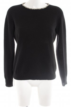 Clements Ribeiro Cashmere Jumper black casual look