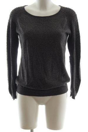 Clements Ribeiro Crewneck Sweater black casual look