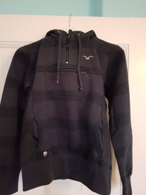 Cleptomanicx Sweater dark blue