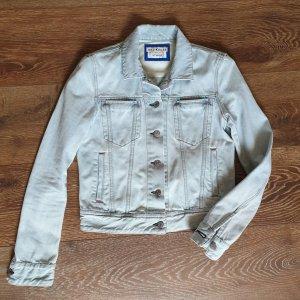 Acne Veste en jean bleu clair