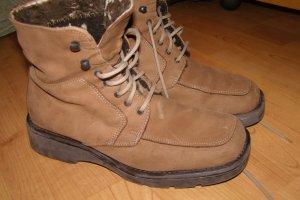 CLIFFTON gefütterte dicke Boots