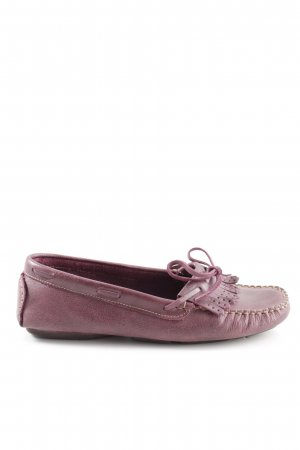 Cliffton Mokassins pink Casual-Look