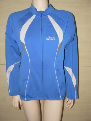 Climajacke - Sportjacke blau