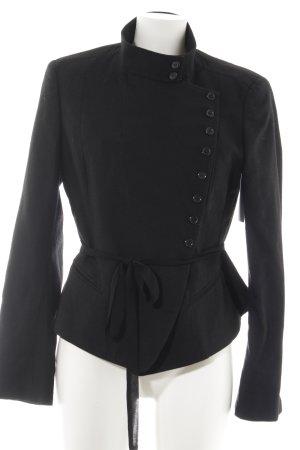clinic+job dress Jerseyblazer schwarz Business-Look