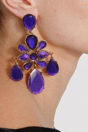 Clip-Ohrringe von OSCAR DE LA RENTA