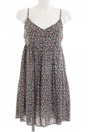Clockhouse A Line Dress flower pattern casual look