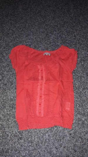 Clockhouse Bluse rot S