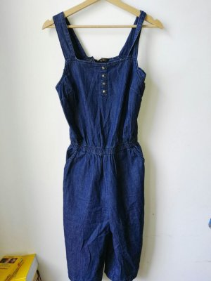 clockhouse denim jumpsuit