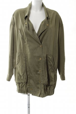Clockhouse Jeansjacke khaki Casual-Look
