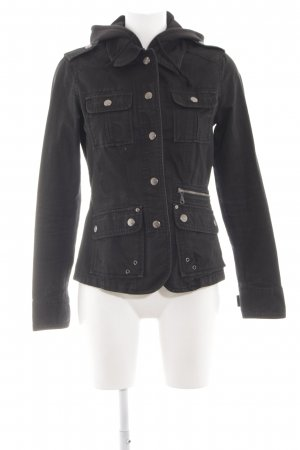 Clockhouse Jeansjacke schwarz Street-Fashion-Look