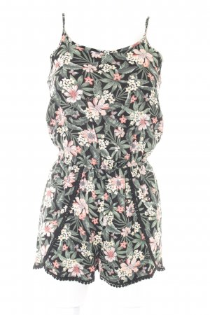 Clockhouse Jumpsuit florales Muster Beach-Look