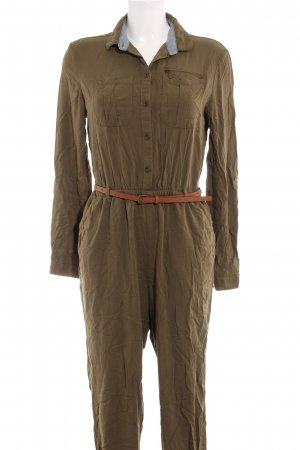 Clockhouse Jumpsuit khaki Casual-Look
