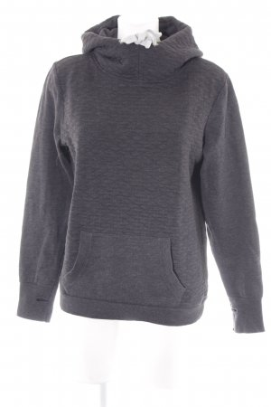 Clockhouse Kapuzensweatshirt anthrazit Metallelemente