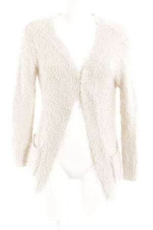 Clockhouse Strick Cardigan creme Casual-Look