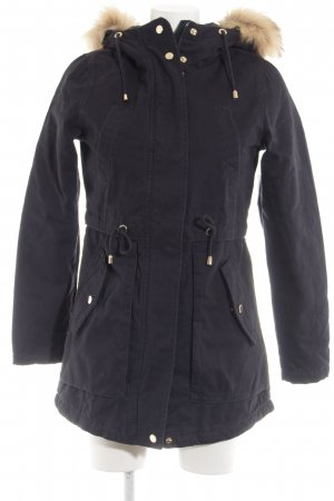 Clockhouse Wintermantel blau Casual-Look