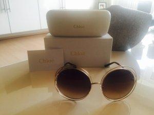 Cloé Brille braun/Gold