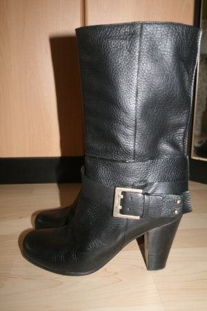 See by Chloé High Boots black leather