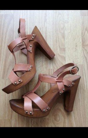 Clog High Heels