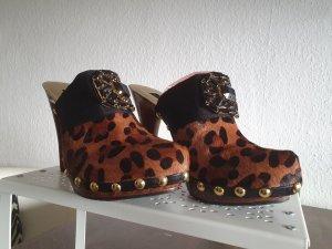 Nina New York Clog Sandals multicolored