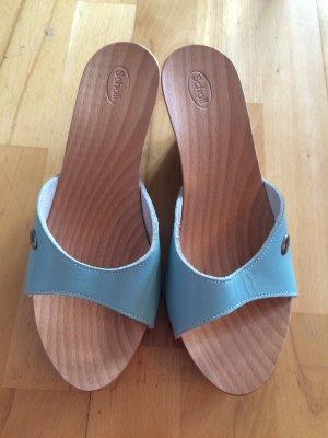 Dr. Scholl Platform High-Heeled Sandal multicolored
