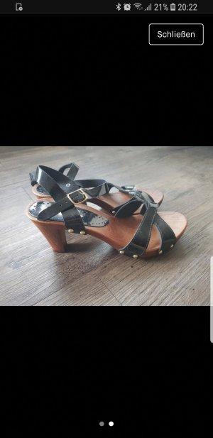 Clogs Sandaletten Sandalen Größe 39 von limelight