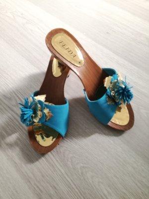 Clogs Sandaletten Sommer Schuhe Pumps
