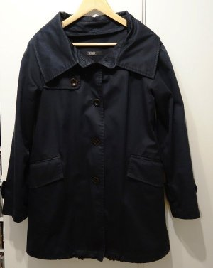 Closed Trench Coat dark blue